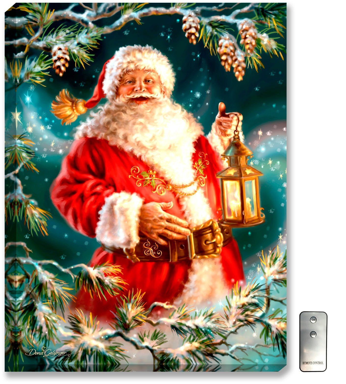 *Enchanted Santa