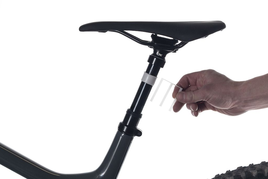 Oneup Components Travel Adjustable Dropper Post First Ride