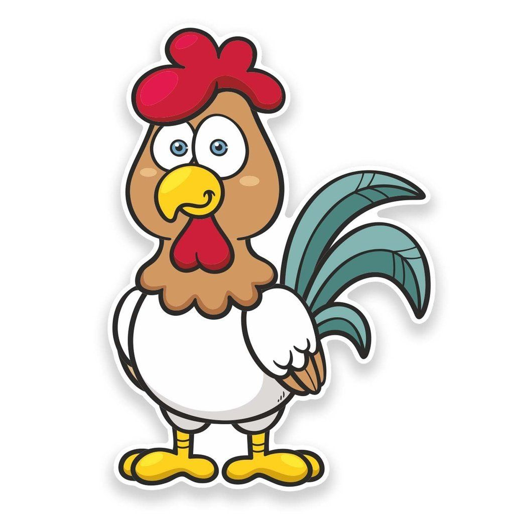 rooster head clip art - HD1024×1024