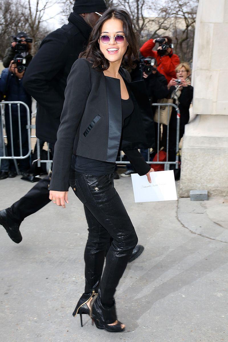 Os looks das convidadas do desfile de Alta Costura da Chanel