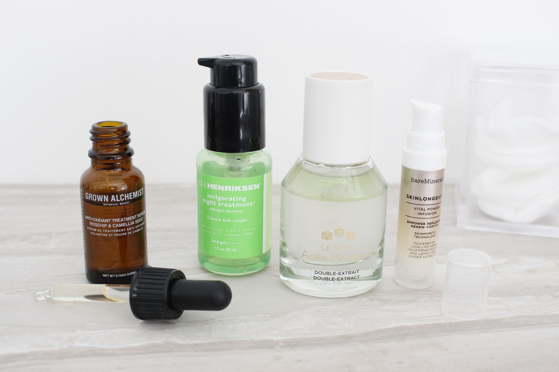 Serums To Solve Your Autumn/Winter Skin Woes