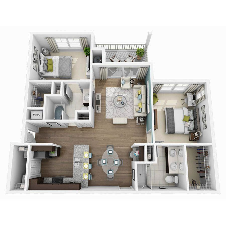25 Suggestions To Take For Your Flat Sims House Plans Apartment Floor Plans Apartment Layout