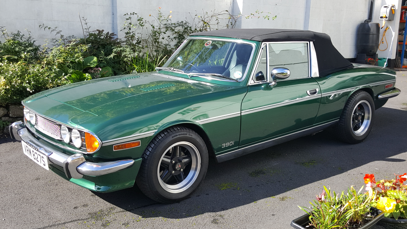 User Guide · Vintage Cars · Classic Trucks · eBay: 1978 MODIFIED TRIUMPH  STAG ROVER V8 5 SPEED MANUAL DISCS ALL AROUND + MUCH