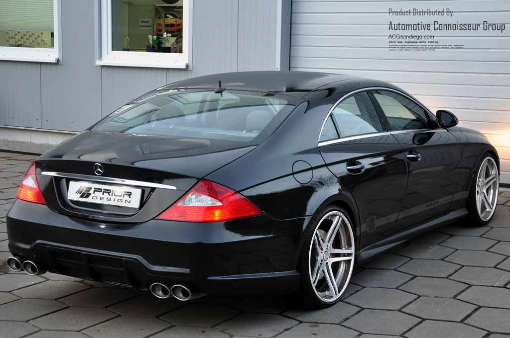 Mercedes cls 55 amg w219 black series cars for Mercedes benz cls series