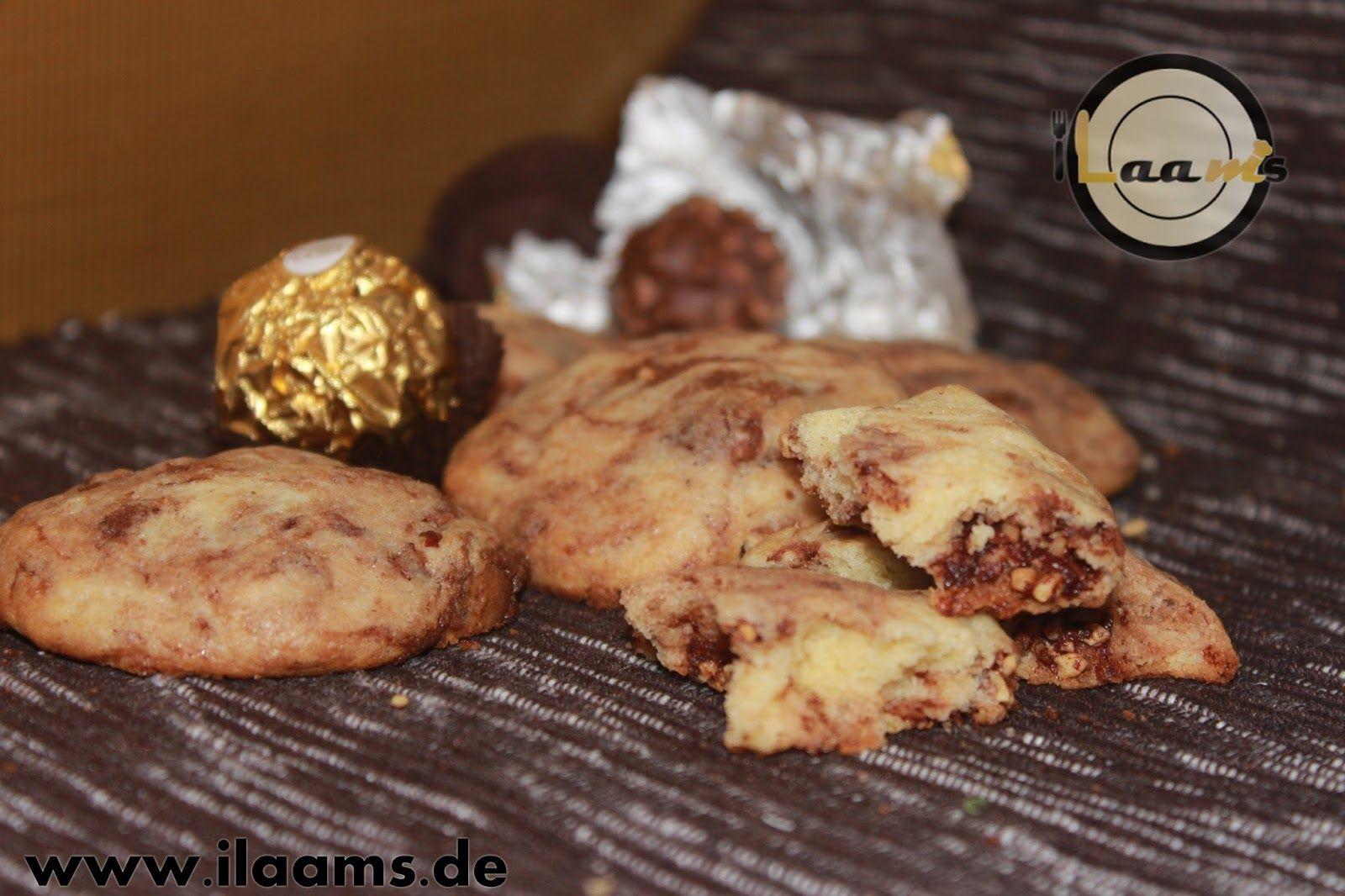 ilaams Koch und Backrezepte. Schritt für Schritt: Ferrero Rocher ® Kekse