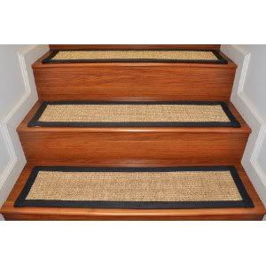 Best Sisal Treads For Basement Stairs After Painting White 400 x 300