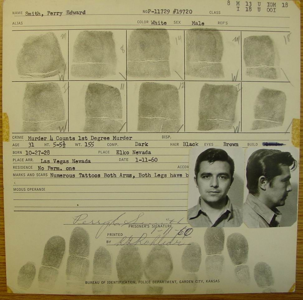 Pin by True Crime Buff on In Cold Blood 1959 Will smith
