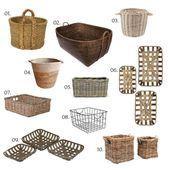 Excellent Photos Wayfair Baskets Baskets Rattan Tobacco Baskets Storage  Basket …
