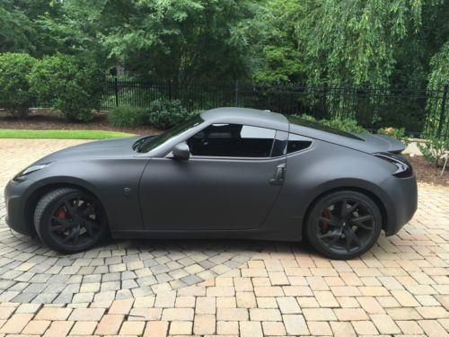 2013 Nissan 370z Touring Sport For Sale Ebay Used Cars For Sale
