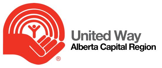 united way alberta capital region logo schools fundraising logo
