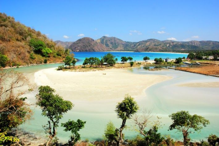 21 Gambar Pemandangan Lombok Di 2020 Pemandangan Pantai Pulau Lombok