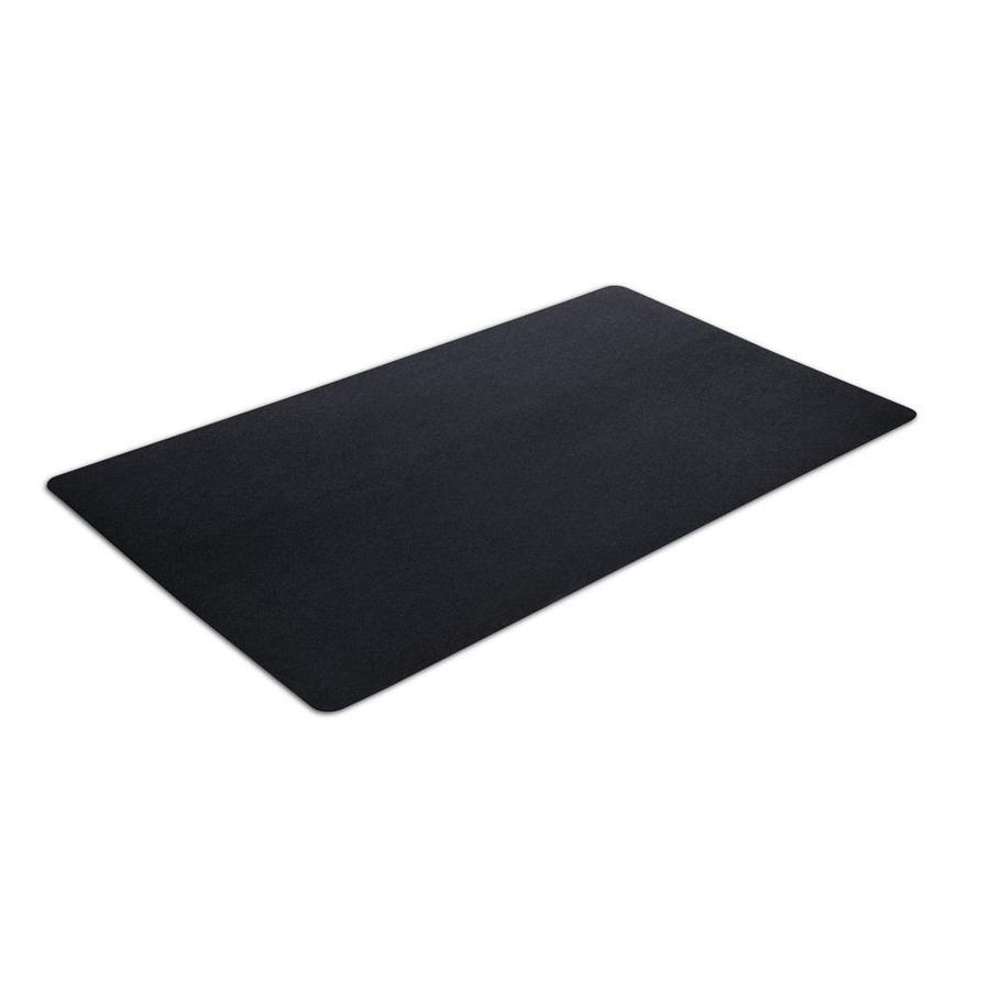 Versatex Black Rectangular Utility Mat Common 3 Ft X 5 Ft Actual 36 In X 60 In 9m 110 36c 5 In 2020 Rubber Mat Black Rubber Waterproof Flooring