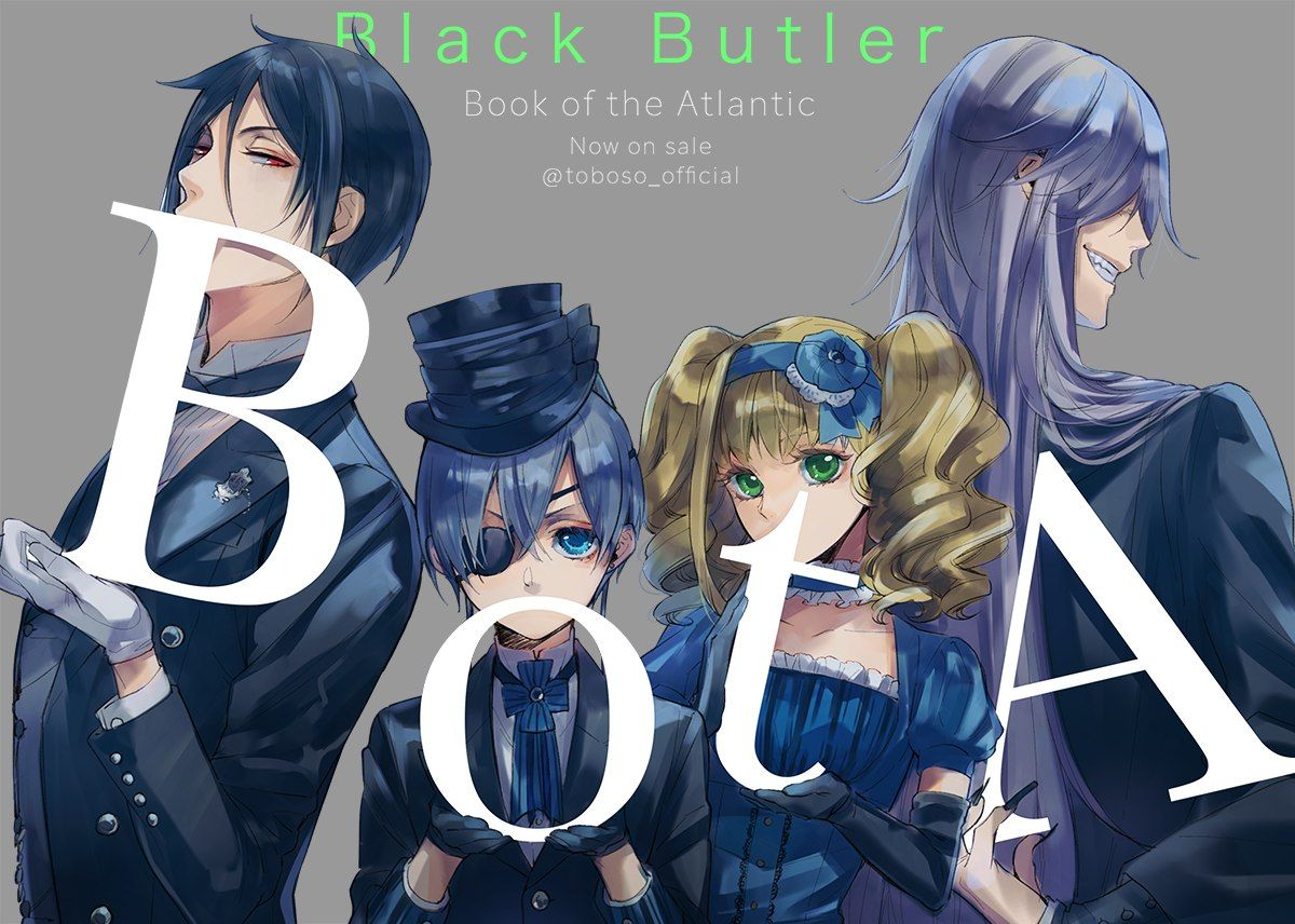 Pin On Black Butler