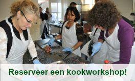 Kookworkshop landggoed Olmenhorst