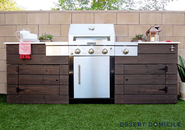 home depot patio style challenge reveal inspiration for outdoor areas diy grill home patio. Black Bedroom Furniture Sets. Home Design Ideas