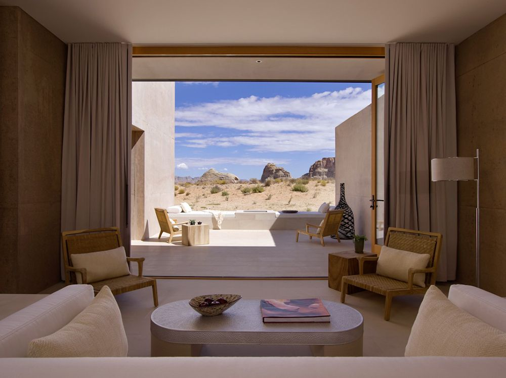 Hotels around the world that are destinations in themselves: Five hard-to-leave hotels.