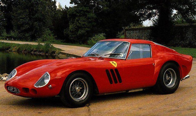 Ferrari 250 Gto 1962 63 Auto Ekzoticheskie Sportivnye