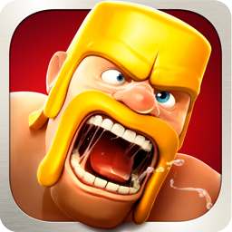 Image result for Clash of clans iphone icon