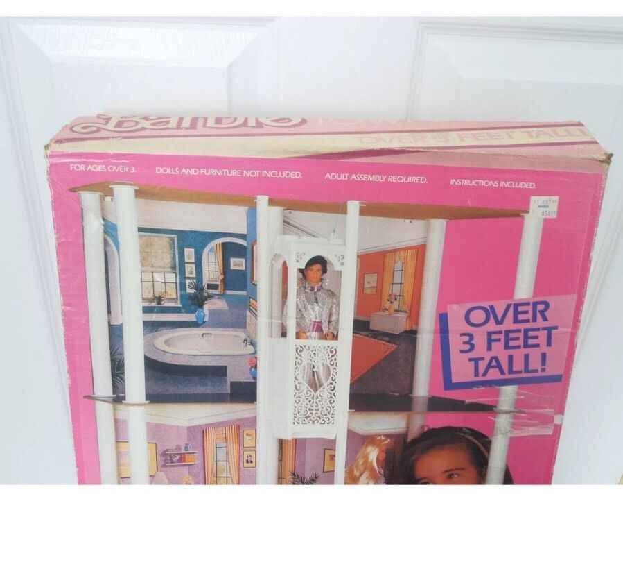 Barbie Dream House With Elevator Instructions The Best House 2018