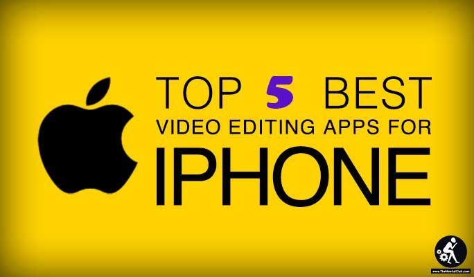 From Top 5 Best Video Editing Apps For