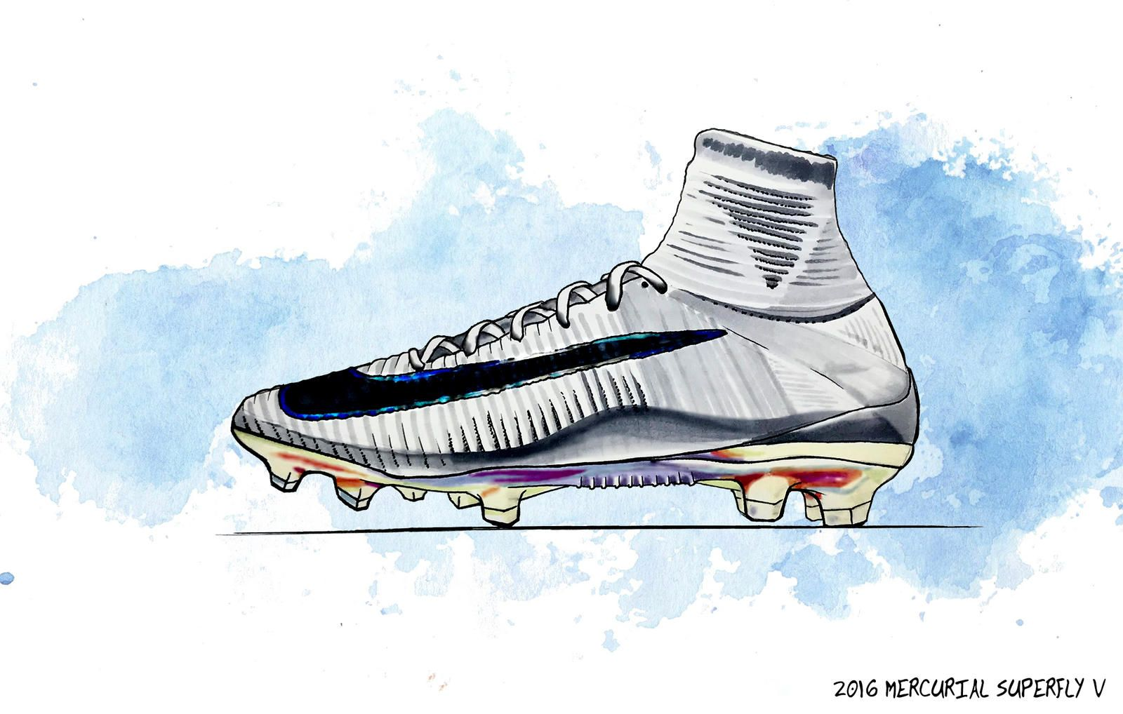 Highlights Of The Nike Mercurial Soccer Cleats Soccer Pictures Soccer Soccer Cleats Nike