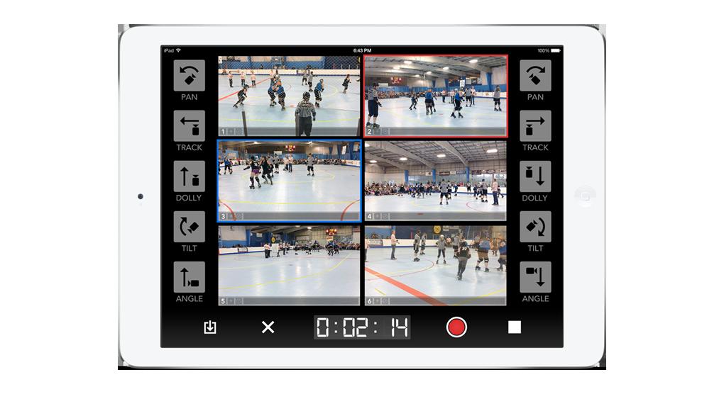 App Para Grabar En Tiempo Real Con Varios Dispositivos Apple A La Vez Grabado