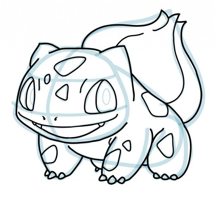 How To Draw Bulbasaur Pokemon Pokemon Coloring Pages Pokemon Coloring Pokemon Drawings