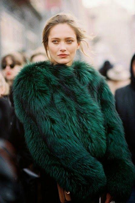 fluffly coat