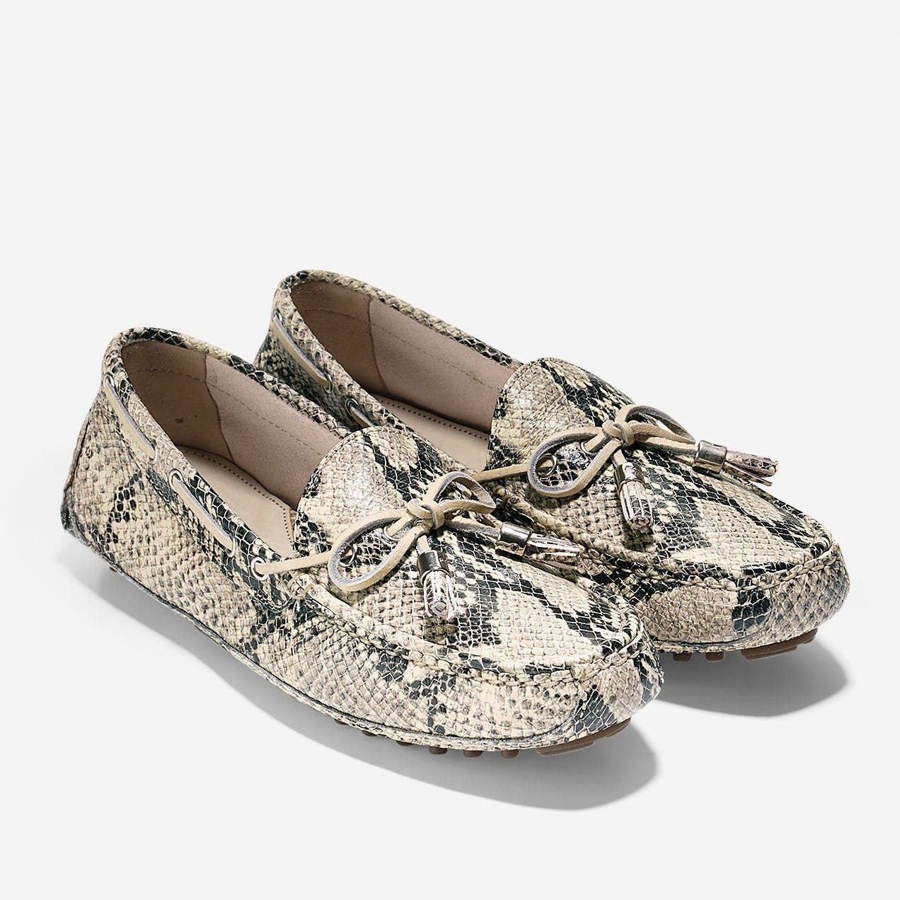 best cheap 6ae39 9113f Women s Grant Driver - Roccia Snake Print by Cole Haan