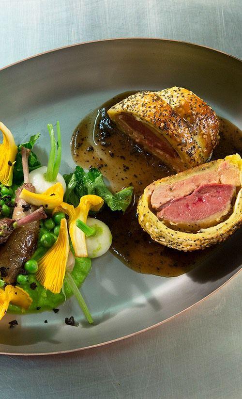 Xmas Dinner Restaurants Wellington