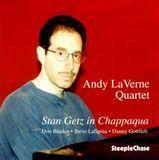 Stan Getz in Chappaqua [CD]