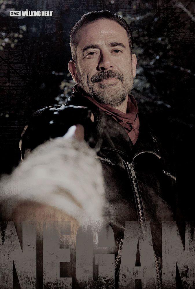 Crzcorgi Negan Walking Dead The Walking Dead Negan