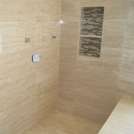 Torreon Vein Cut Travertine. Bath IdeasBathroom IdeasTile ...