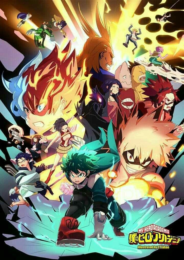 Comics Boku No Hero Academia - #166   My hero academia ...