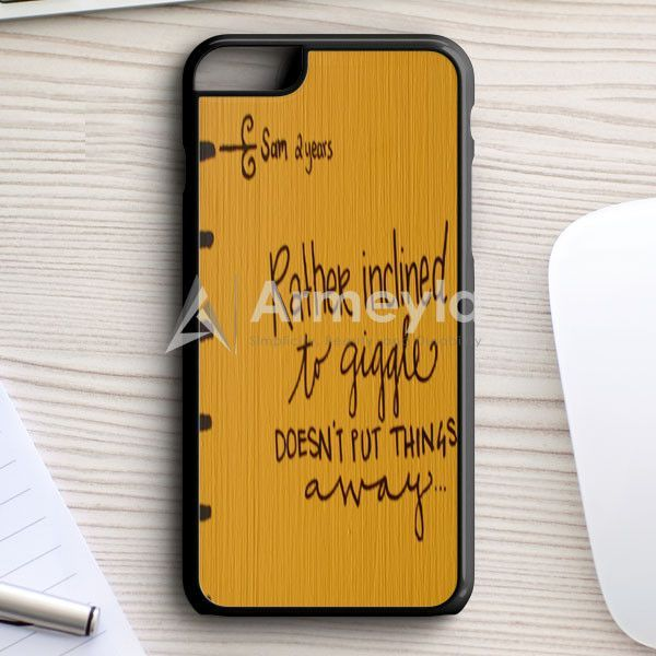 Perfect In Every Way iPhone 7 Plus Case | armeyla.com