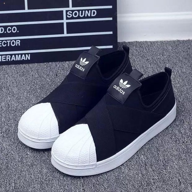 """Adidas"" Fashion Shell-toe Flats Sneakers Sport Shoes"