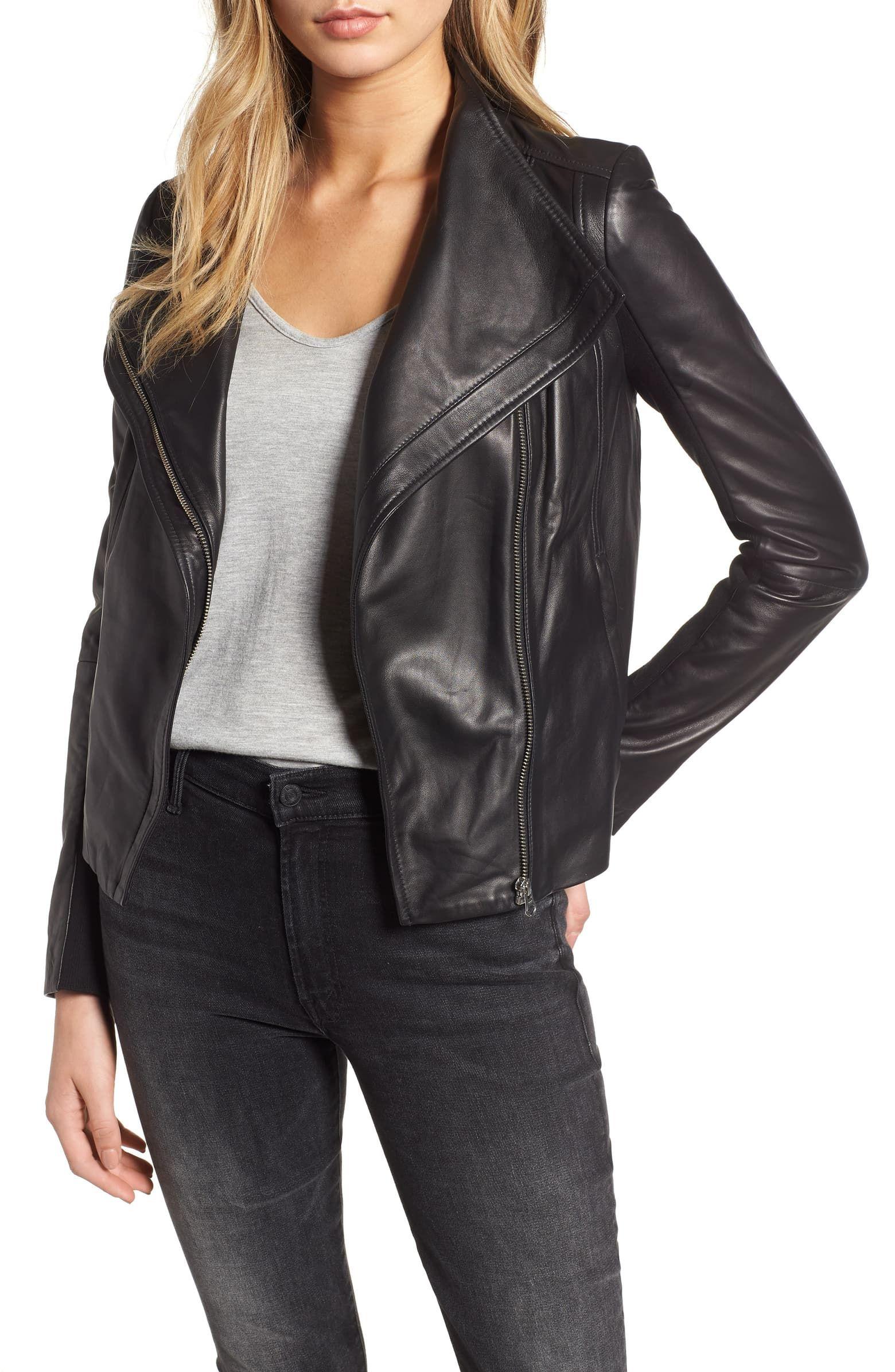 Chelsea28 Leather Moto Jacket Nordstrom Short Leather Jacket Leather Moto Jacket Nordstrom Jackets [ 2392 x 1560 Pixel ]