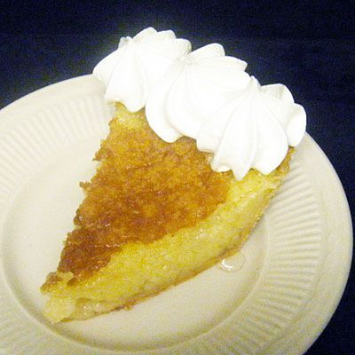 Indulge In The Famous Buttermilk Pie At Yesterday Cafe In Greensboro Georgia From Southern Living The South S Best Pi Delicious Pies Best Pie Southern Pies