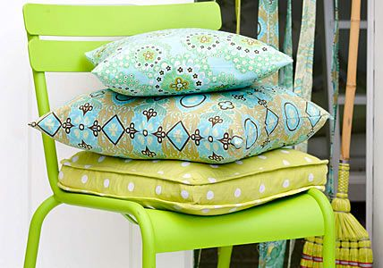 sitzkissen f r st hle anleitungen zum selbern hen sitzkissen. Black Bedroom Furniture Sets. Home Design Ideas