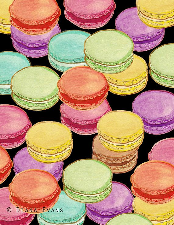 images about Art Macarons♡ Original