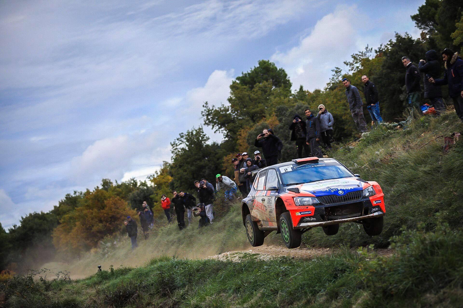 Calendrier Michelin AsphalteTerre 2019 Asphalte, Rallye