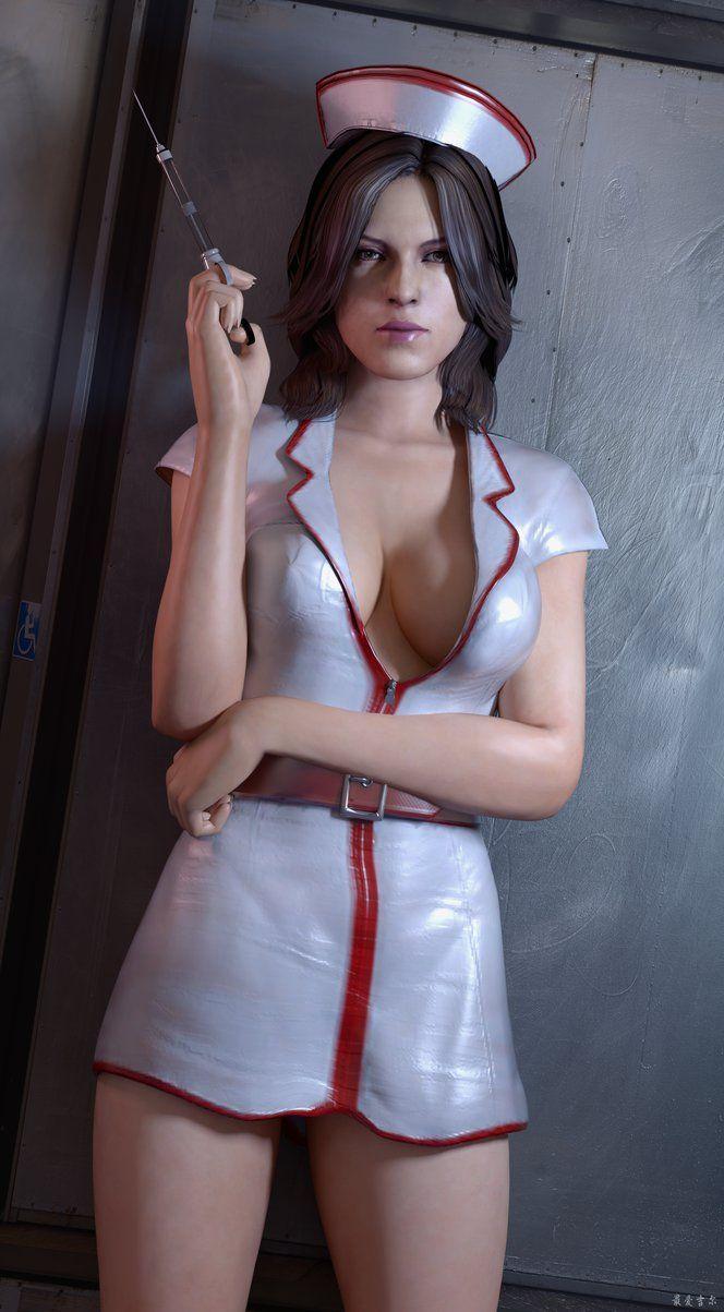 resident evil girl nudes