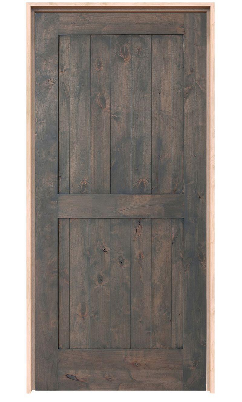 2 Panel Barn Door Hinged 2 Panel Barn Doors Rustica Interior Barn Doors Diy Barn Door Slab Door