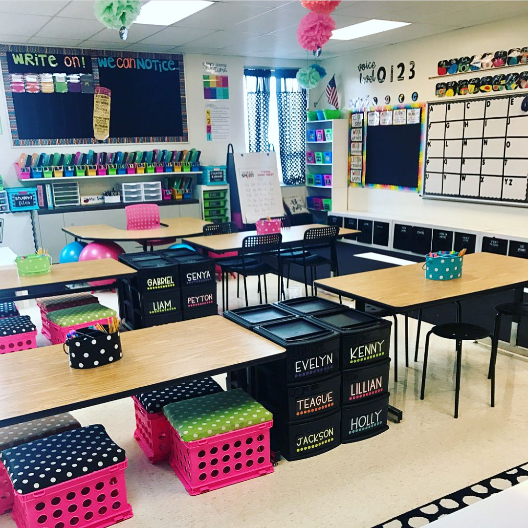 """Megan Fadal on Instagram: """"Wow! This is the perfect picture of  GOALS 😍 I'm setting up more flexible seating options in my classroom this week! I couldn't be more…"""""""