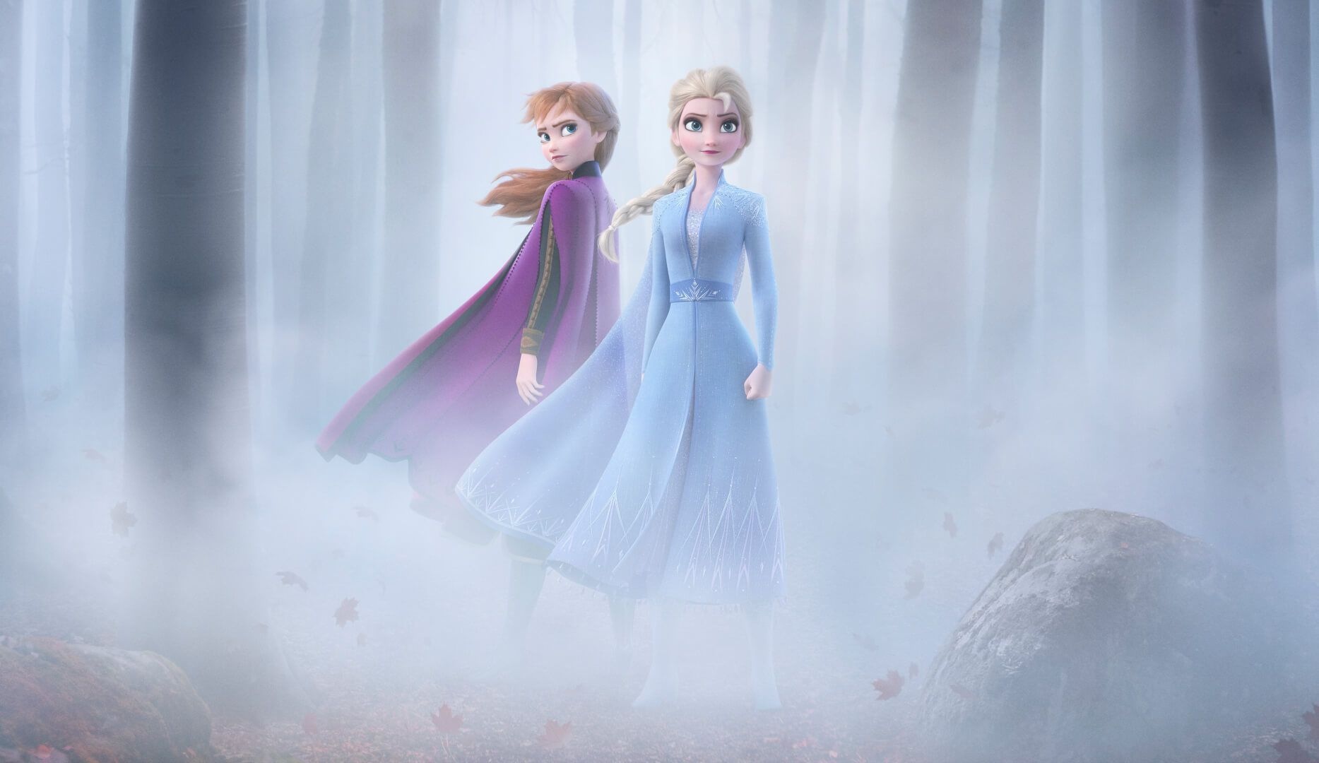 Elsa Sets Out To Find Source Of Her Powers In New Frozen 2 Trailer Inside The Magic Film La Reine Des Neiges Reine Des Neiges Chanson La Reine Des Neiges