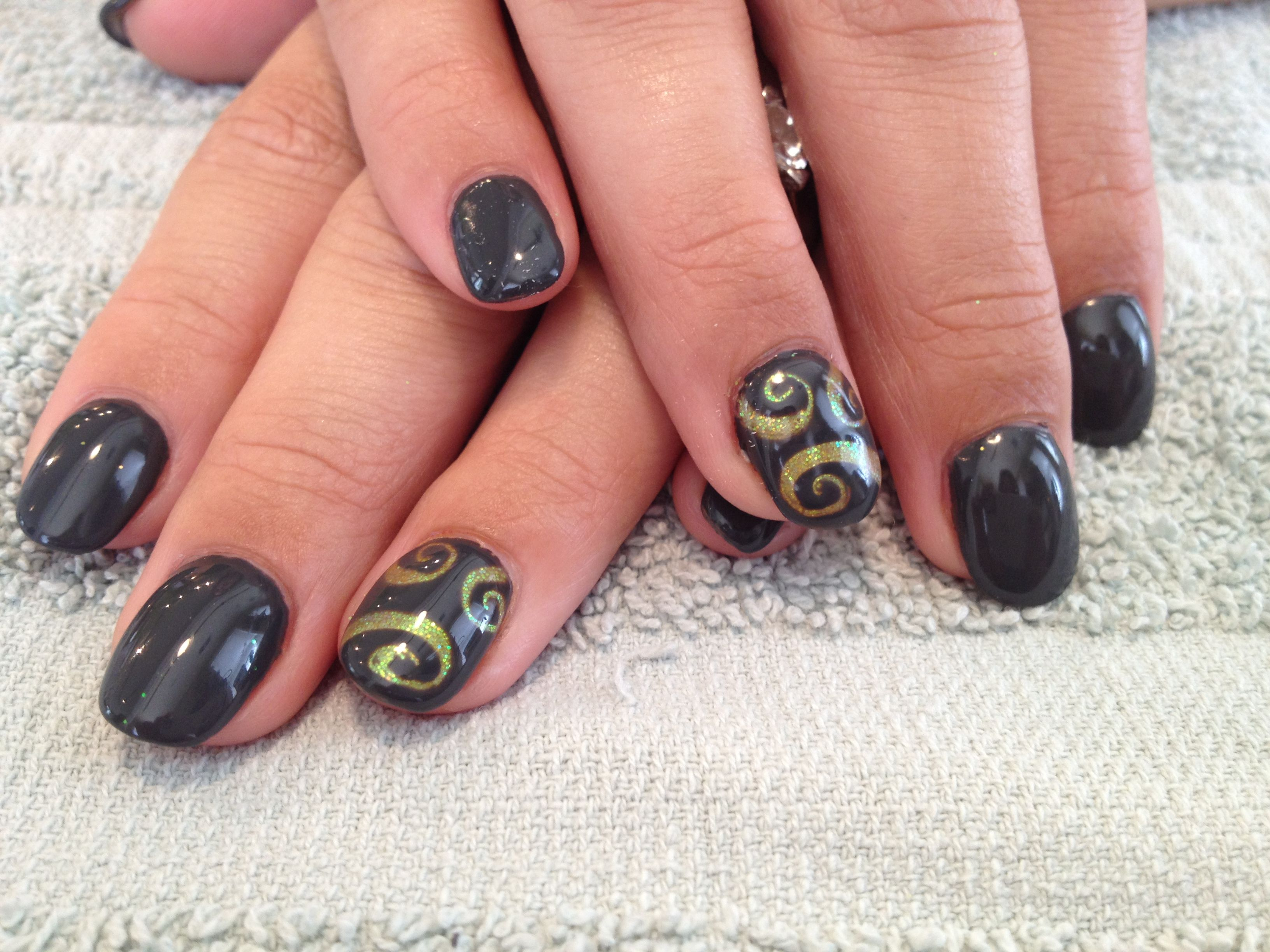 More Shellac etching fun! Asphalt and CND Yellow Additives along ...