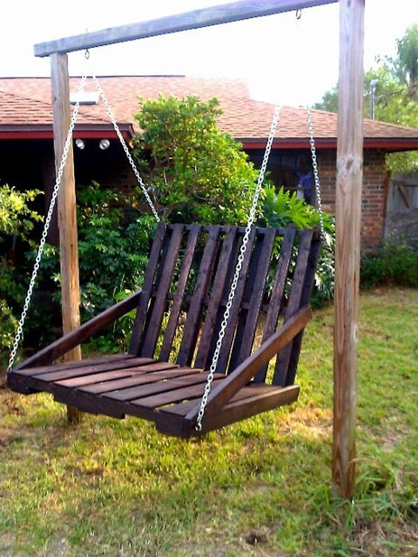 Creative Outdoor Uses For Pallet Boards Crafty Crafty Diy