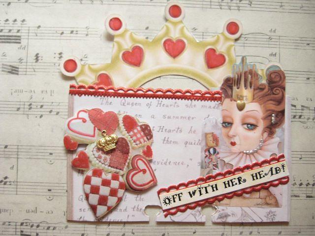 Queen of Hearts Rolo