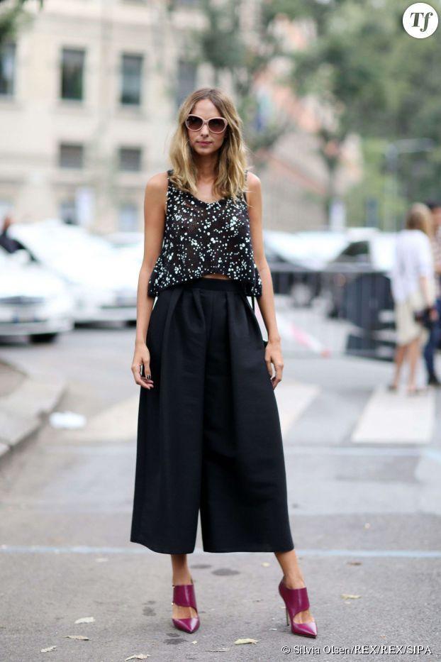 6bd8954285bb02 Jupe-culotte : 6 conseils affûtés pour porter la tendance ...