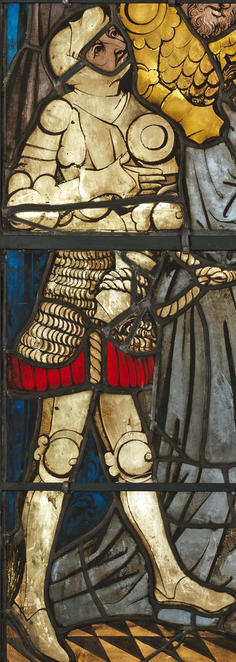 Detail from Christ before Pilate